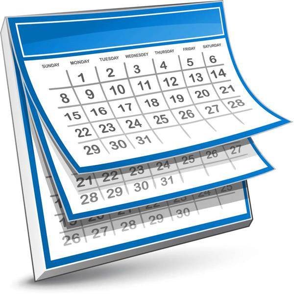 Berlin Community School District Calendar for 2019-2020