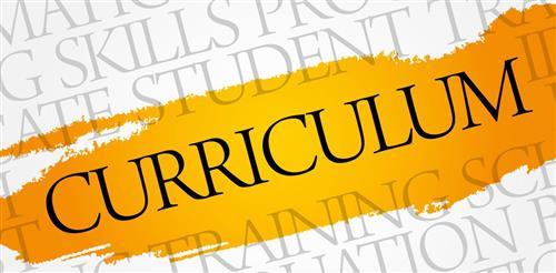 Curriculum / Welcome to Curriculum